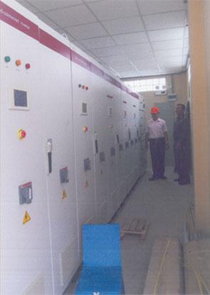 泰国 4MW光伏并网发电站