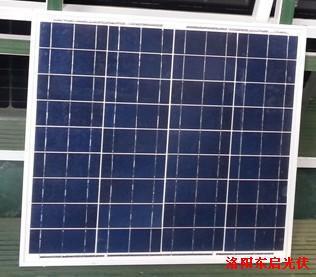 60W多晶太阳能电池板