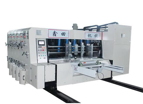 XT-X系列印刷开槽模切机