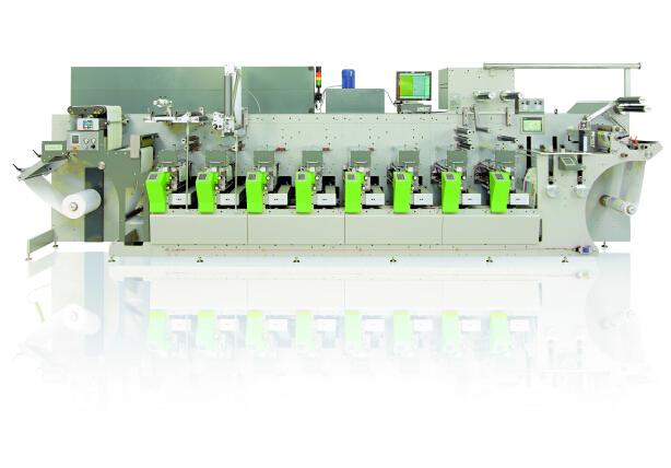 MX系列印刷机