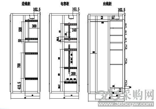 MNS 低压抽出式开关柜柜体基本结构 订货须知 用户提供下列资料: 1、主电路方案及单线系统图。 2、原理图或远离接线图。 3、每柜的所装电器设备的详细规格及数量,并填写订货规范书。 4、开关柜的排列及组合图,平面布置图。