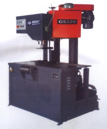 G5328滑车立式带锯床