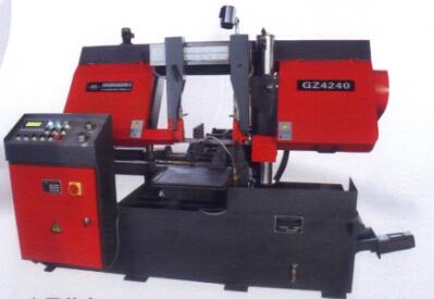 GZ4240自动双立柱卧式带锯床